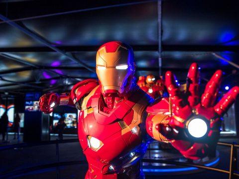 iron man avengers station